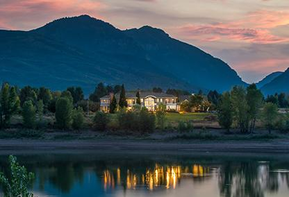 Waterfront Homes for Sale in Ogden Valley
