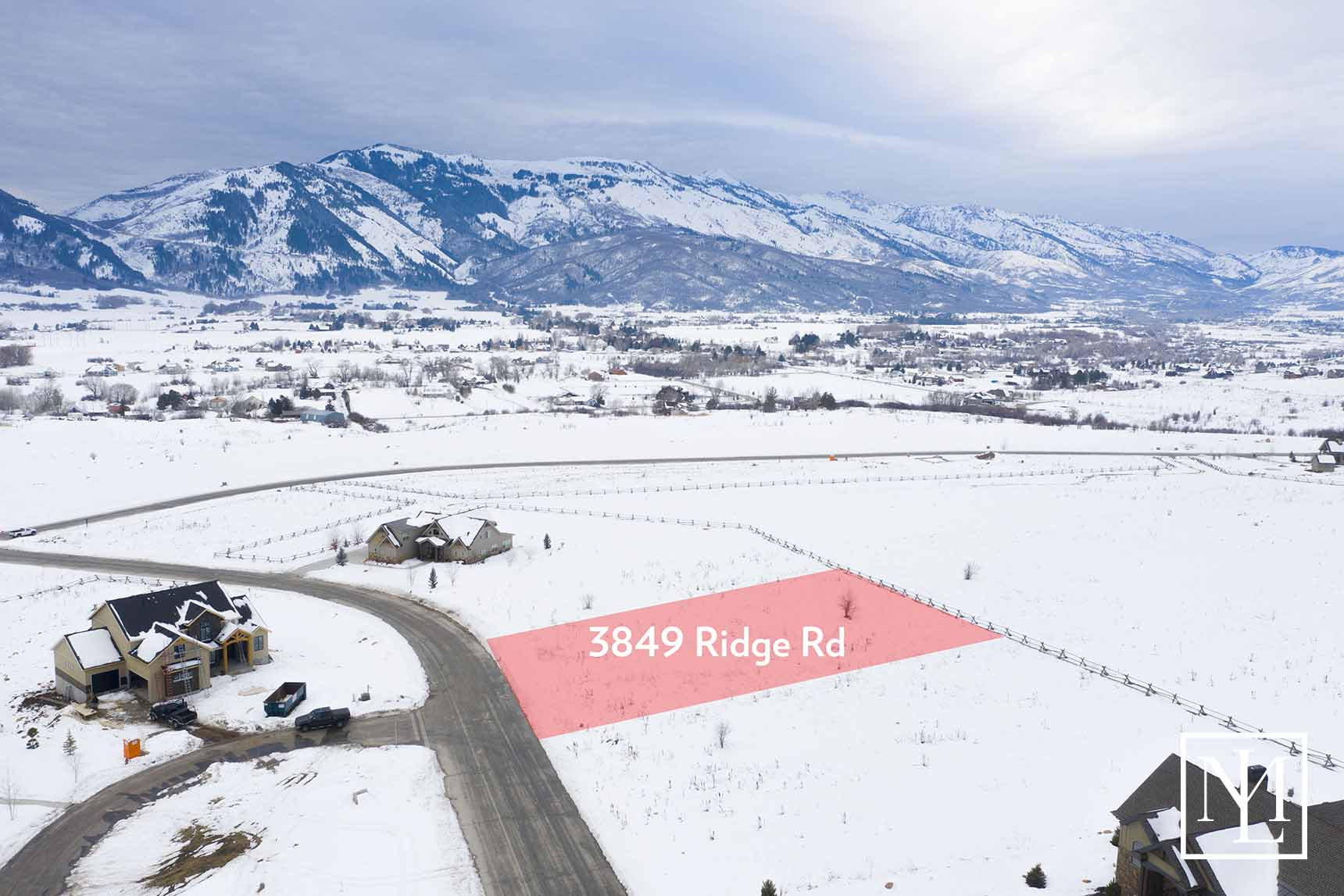 3849 N Ridge Road, Eden UT 84310 Eagle Ridge 01