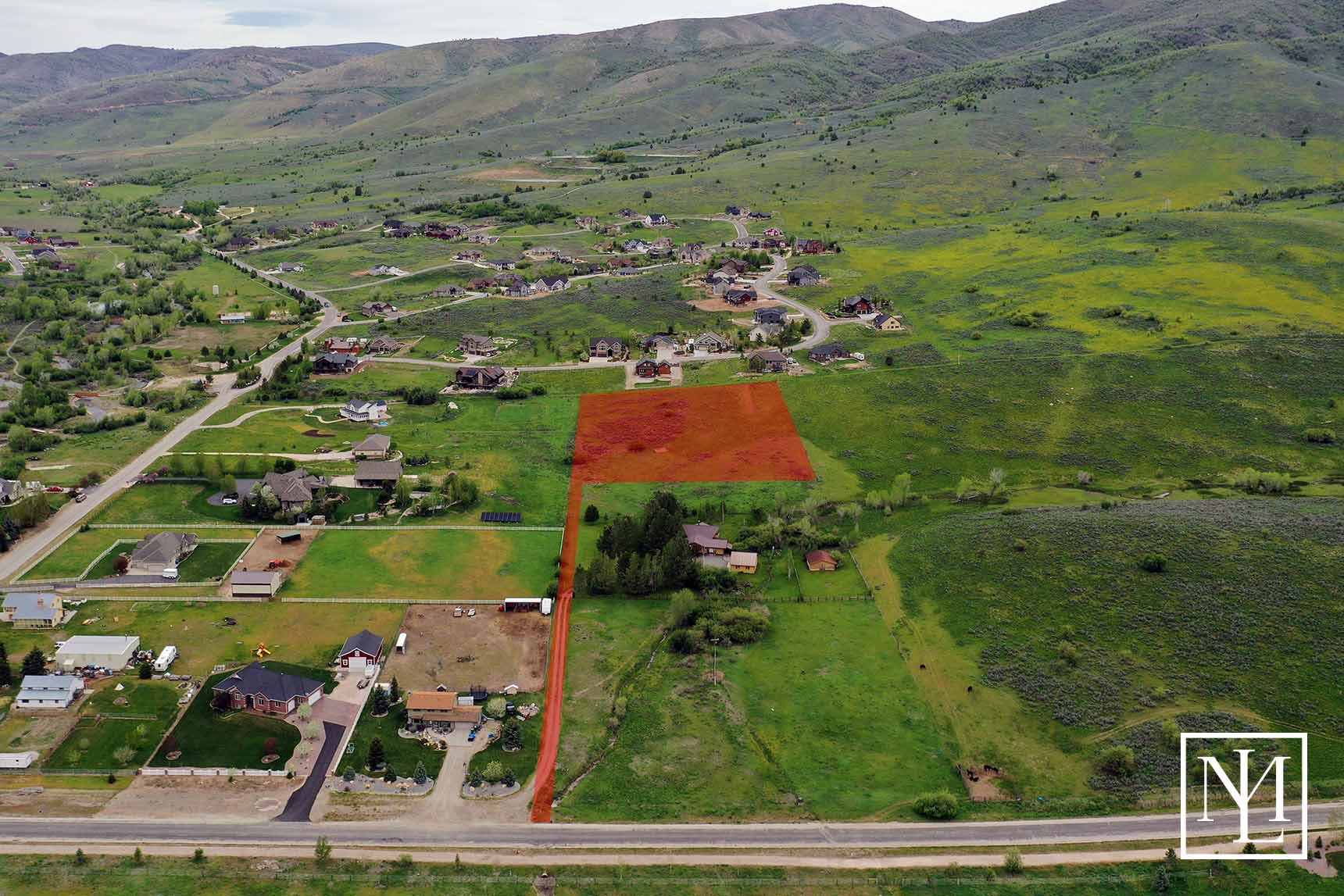 4106 E 4100 N Liberty UT 84310 Eden Land For Sale