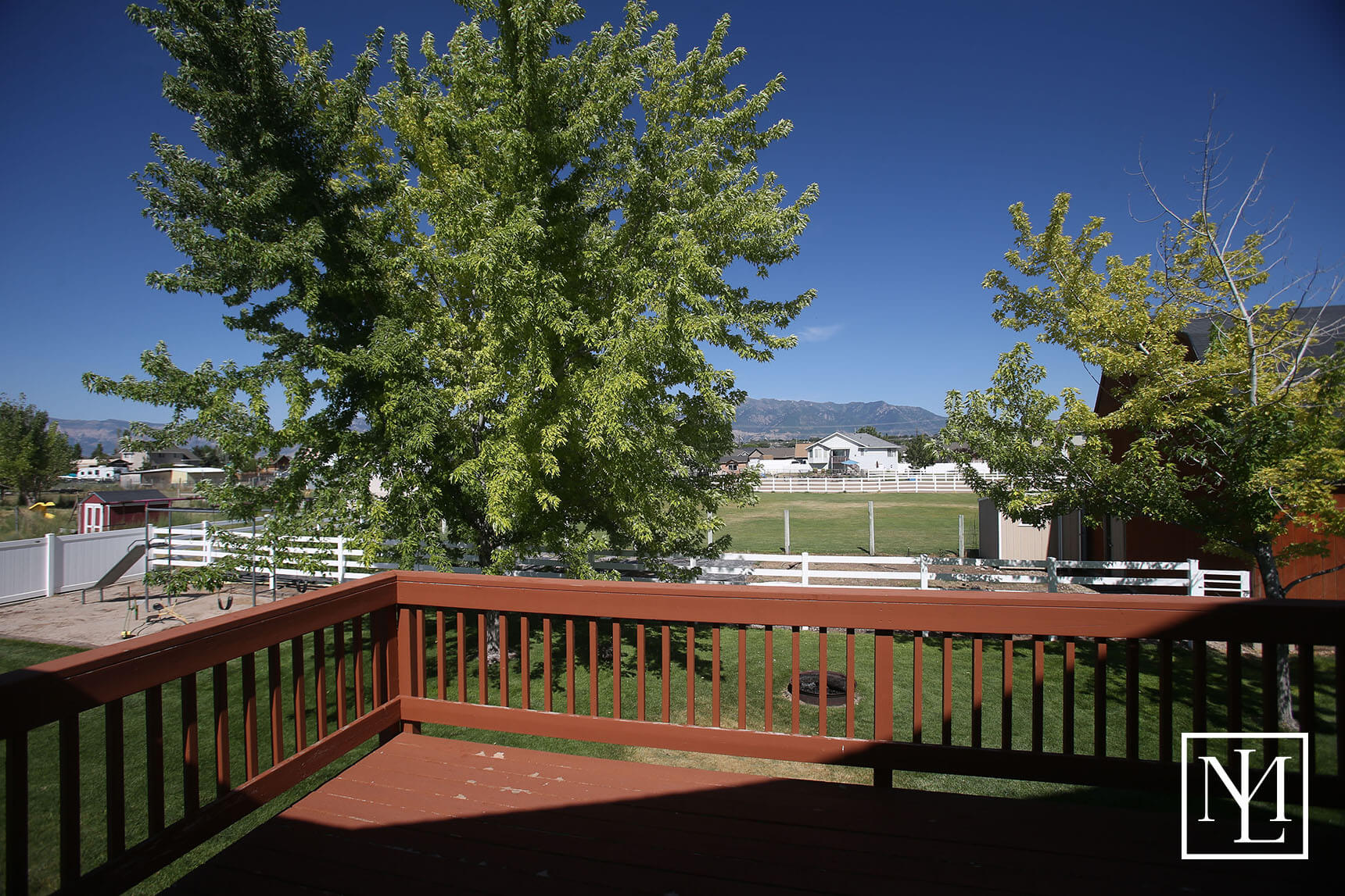 Sold Handsome Horse Property At 4360 S 3600 W West