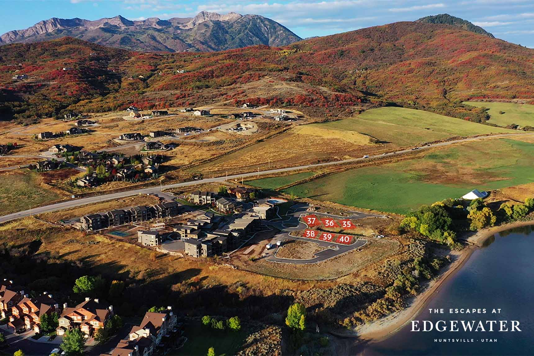 Escapes at Edgewater Huntsville Utah 84317 Ski Property