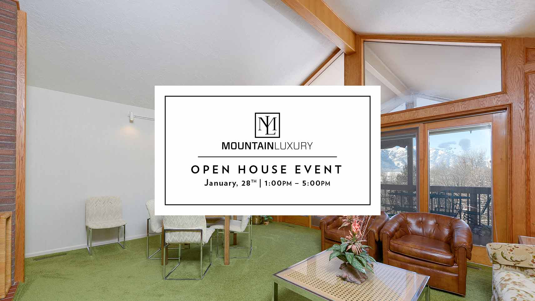 January Open House Event