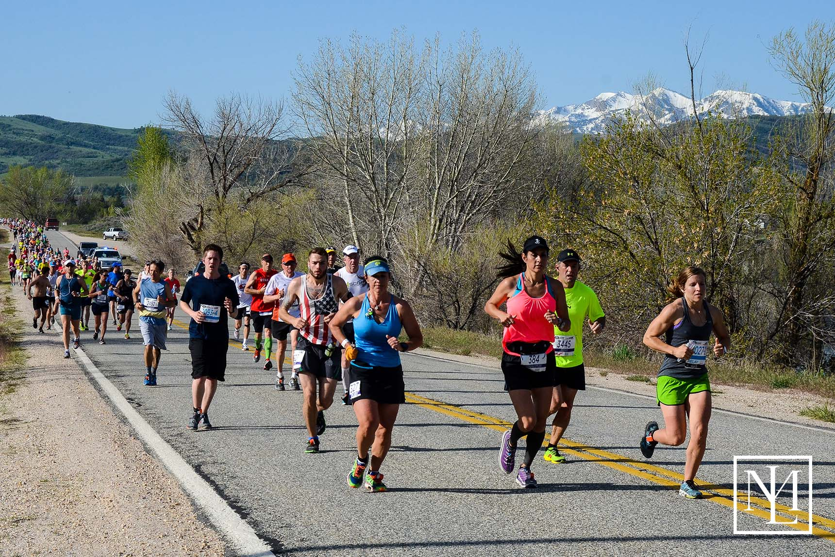 ogden marathon training runners