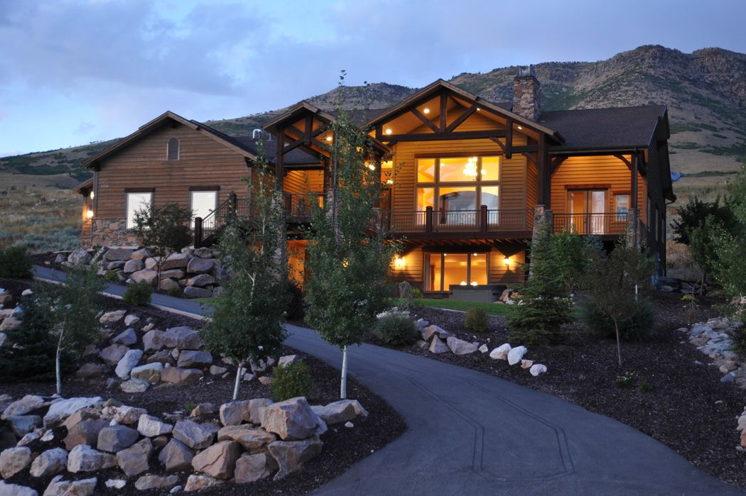 Eden utah home for sale in wolf creek for Utah homebuilders